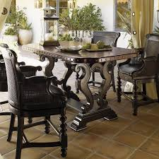 tommy bahama dining table tommy bahama home kingstown sienna bistro dining table reviews