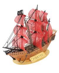 postalk pirate ship light model color version