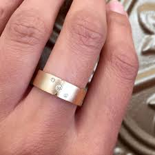 custom wedding bands natsumi custom wedding band