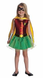baby girls halloween costume rubies dc comics robin tutu batman joker child girls halloween