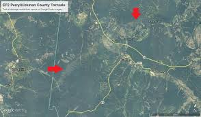 Antioch Tennessee Map by May 2010 Flood