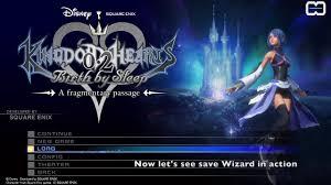 kingdom hearts 0 2 birth by sleep all items mode change game