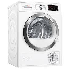 Bosch Clothes Dryers Buy Bosch Wtw85470gb Condenser Tumble Dryer With Heat Pump 8kg