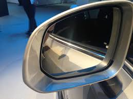 Mirrors For Blind Spots On Cars The Blind Spot Indicators On The 2016 Volvo Xc90 The Warning