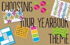 a yearbook how to choose a yearbook theme yearbooksmakemecrazy yerdherd