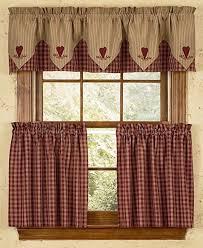 Kitchen Curtain Fabrics Kitchen Extraordinary Vintage Style Shower Curtains Retro Diner