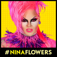 Nina Flowers Drag Queen - drag race monday u2022 all star twitter pictures edition pop revolver