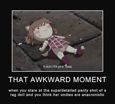 Panties Meme - doll s panties that awkward moment know your meme