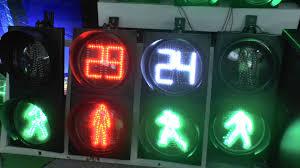 dynamic pedestrian traffic light for sales
