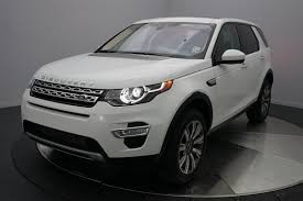 land rover discovery sport black new 2017 land rover discovery sport hse luxury 4 door suv in