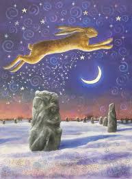 winter solstice traditions pagan original artwork winter solstice