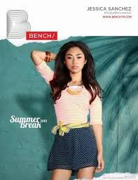 Model Bench Jessica Sanchez Models For Bench Clothing A Tunes Net