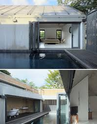 Bathroom In Thai Privacy Contrasts With Startling Openness In Thai House