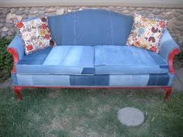 Sell My Old Sofa 88 Best Demin Covered Furniture Images On Pinterest Denim