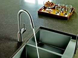 Moen Stainless Steel Kitchen Faucet by Moen Touchless Kitchen Faucet Faucet Ideas