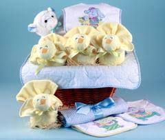 easter baskets for babies easter baby gift baskets baby s 1st easter stork baby gift
