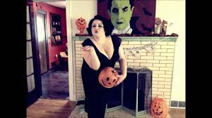 vintage halloween a pin up shoot by decadence dolls lansing mi
