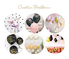 New Year S Decorations Ideas Pinterest by New Years Decoration Ideas With Stylish Balloons Event Ideas