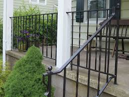 how to update and refinish old iron rails diy home maintenance repairs how painting stairswrought