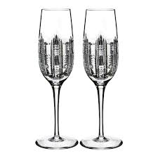 dining room dungarvan flute waterford crystal wine glasses for
