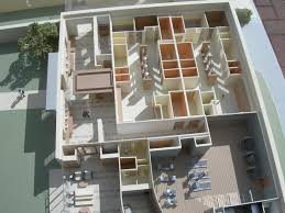 our latest projects modelmakers detailed internal layout for