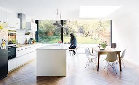 open plan kitchen design ideas how to create an open plan house homes