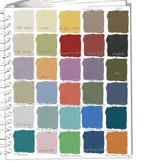 Furniture Color by Colorways Swatchbook Annie Sloan Chalk Paint Colors Ascp