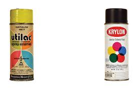 Krylon Transparent Spray Paint - all big letters u2013 curated by rj rushmore