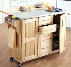 kitchen island cart butcher block rolling kitchen island cart adorable rolling bar cabinet rolling