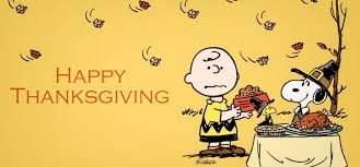 thanksgiving lessons from snoopy a brown thanksgiving