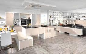 küche im wohnzimmer küche und wohnzimmer in einem design
