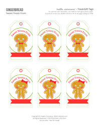 printable gingerbread man gift tags free printable gingerbread man printables pinterest free