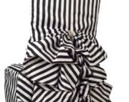 black and white chair covers chiavari chair cover etsy