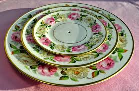 royal worcester royal garden elgar 3 tier cake stand