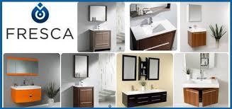 Fresca Bathroom Accessories Buy Fresca Vanities Fresca Faucets Fresca Bathroom And Shower
