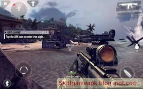 modern combat zero hour apk modern combat 4 zero hour apk mod v1 2 0 data offline