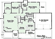 southwest floor plans adobe house plan specifications for southwest 940 style house plan