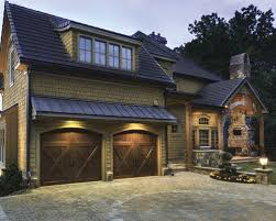 22x22 2 Car 2 Door Detached Garage Plans by Craftsman Detached Garage Ideas Designs U0026 Remodel Photos Houzz
