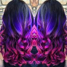 how to blend hair color 30 stupefying magenta hair color ideas for 2018