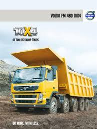 volvo fm480 10x4 tipper 24cum pdf transmission mechanics axle