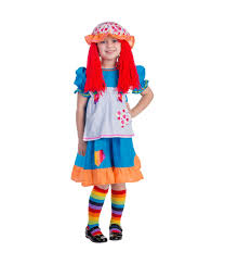doll halloween costume gothic rag doll costume child tween costume rag halloween
