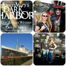 queenmary dark harbor is one of the most awesome halloween events
