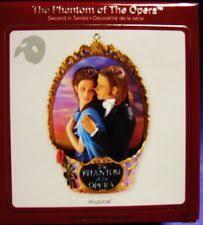 phantom of the opera ornament ebay
