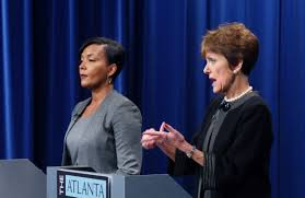 He Ll Carry You Luther Barnes As Tuesday U0027s Runoff For Mayor Of Atlanta Looms Mary Norwood Names