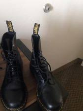 womens black combat boots size 9 bucco ceeline womens fashion heeled boots black size 9 us ebay