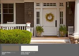 benjamin moore historic colors exterior 43 best exterior paint colours images on pinterest exterior