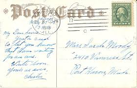 serendipity on a saturday morning a 98 year letter the