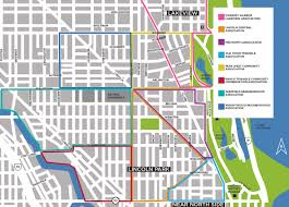 Chicago Lincoln Park Map by Maps U0026 Guides Lincoln Park Chamber Of Commerce