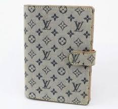 louis vuitton desk agenda louis vuitton agenda clothing shoes accessories ebay