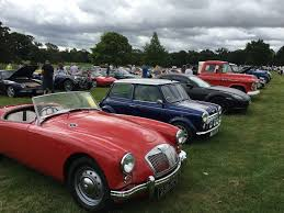 Classic Sports Cars - the festival of classic cars and sports cars bridge classic cars